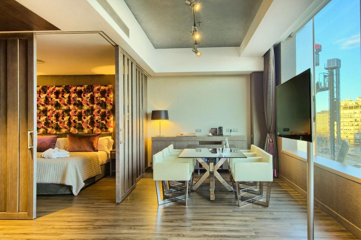 Rooms Catalonia Plaza Hotel Barcelona